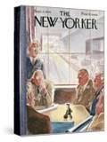 The New Yorker Cover - September 15  1945
