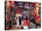 In the Souk  Marrakech  Morocco  North Africa  Africa