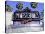 Universal Studios  Hollywood  Los Angeles  California  USA