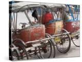Bicycle Taxi  Khon Kaen  Thailand