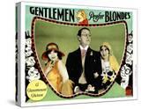 Gentlemen Prefer Blondes  from Left  Alice White  Holmes Herbert  Ruth Taylor  1928