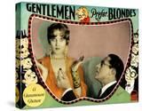 Gentlemen Prefer Blondes  from Left  Ruth Taylor  Holmes Herbert  1928