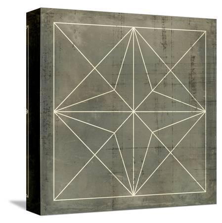 geometric-blueprint-i