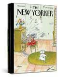The New Yorker Cover - January 30  2012