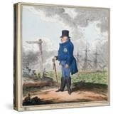 The Way to Bushey  1820