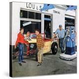 """Gas Money "" March 26  1960"
