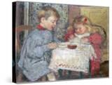 The Doll's Dinner Party  1905