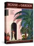 House & Garden Cover - January 1933