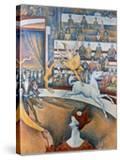 Le Cirque' ('The Circus)  1891