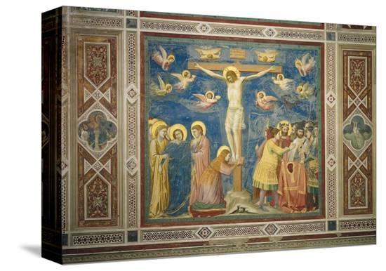 giotto-di-bondone-stories-of-the-passion-the-crucifixion