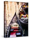 Gondolas on Canal in San Marco