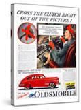 GM Oldsmobile-Cross the Clutch