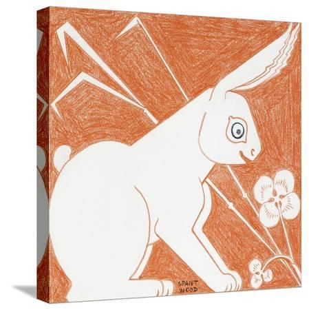 grant-wood-rabbit