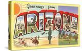 Greetings from Arizona