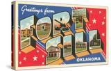 Greetings from Fort Sill  Oklahoma