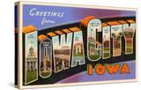 Greetings from Iowa City  Iowa
