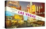 Greetings from Las Vegas  Nevada