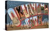 Greetings from Oklahoma City  Oklahoma