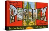 Greetings from Phoenix  Arizona