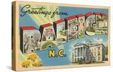 Greetings from Raleigh  North Carolina