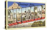 Greetings from Riverside  California