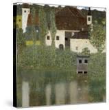 Castello Sul Lago Atter  (Castle Unterrach on the Attersee) 1908