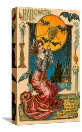 halloween-attractive-witch-with-poem
