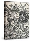 The Knight and Death  1538