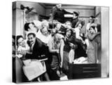 "Harpo Marx  the Marx Brothers  Chico Marx  Groucho Marx ""A Night At the Opera""1935  by Sam Wood"