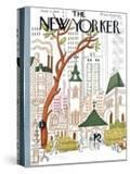 The New Yorker Cover - June 2  1934
