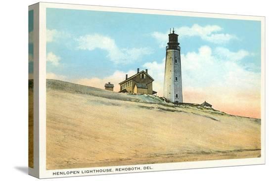 henlopen-lighthouse-rehoboth-delaware