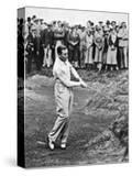 Henry Cotton  American Golfer August 1934