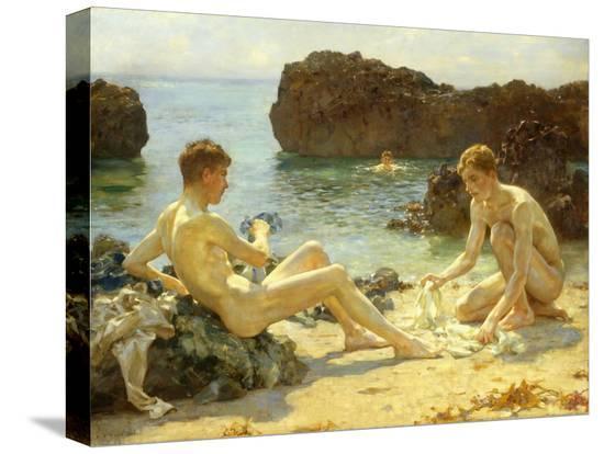 henry-scott-tuke-the-sun-bathers