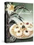 Gourmet Cover - April 1953