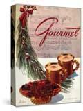 Gourmet Cover - December 1943