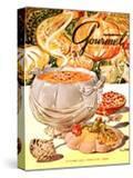 Gourmet Cover - October 1948