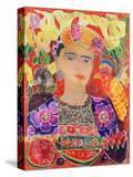Respects to Frida Kahlo  2002