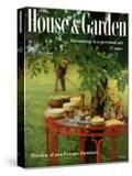 House & Garden Cover - April 1957