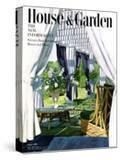 House & Garden Cover - August 1950