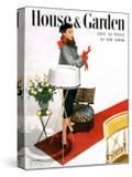 House & Garden Cover - October 1950