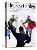 House & Garden Cover - October 1951