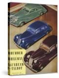 Humber  Hillman  Sunbeam-Talbot  UK