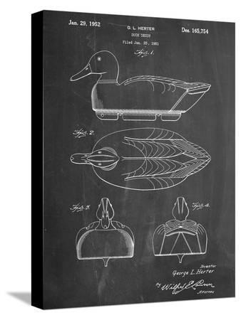 hunting-duck-decoy-patent