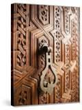 Door Detail  Musee De Marrakesh  Place Ben Youssef