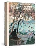 The New Yorker Cover - February 4  1961
