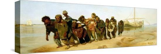 ilya-efimovich-repin-the-boatmen-on-the-volga-1870-73