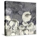 Flowers on Grey III