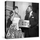 Sarah Vaughan Receives Honor - Chicago 1955