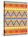 Aztec Pattern Colors