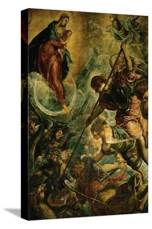 jacopo-robusti-tintoretto-the-archangel-michael-fights-satan-revelation-12-1-9